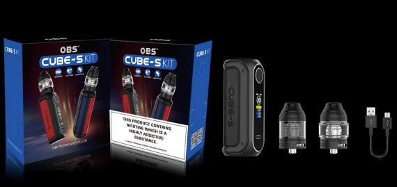 OBS CUBE-S kit - что-то убрали, что-то добавили...