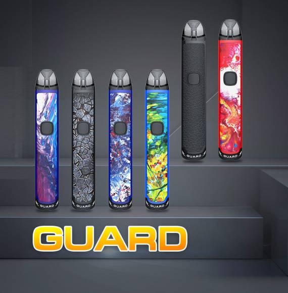Aaavape Guard Pod - под с претензией...