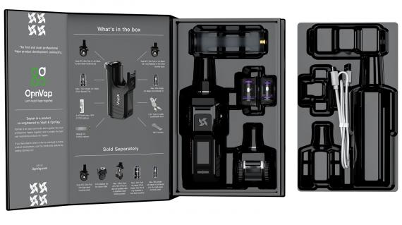 VapX Geyser Pod kit - не иначе как релиз года!...