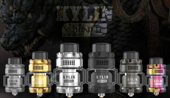 Vandy Vape Kylin Mini V2 RTA - непроливаемый конструктив на смену старому...