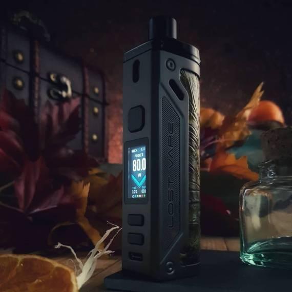 Lost Vape THELEMA 80W Pod mod - преемственность поколений...