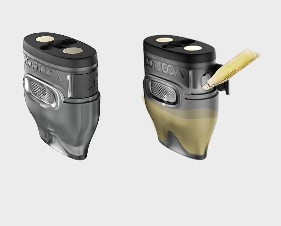 VOOPOO V.THRU Pro Pod - простой снаружи, однако пару козырей в рукаве имеет...