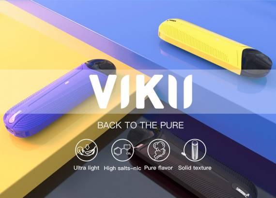 Smoant VIKII Pod - без претензии, зато дешево...