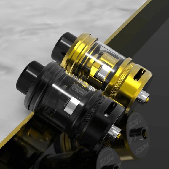 Wotofo nexMESH Pro Sub Ohm Tank - новые испарители + обслуживаемая база...