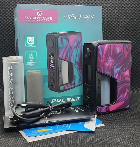 Пощупаем??? - Vandy Vape PULSE V2 BF 95W BOX MOD...