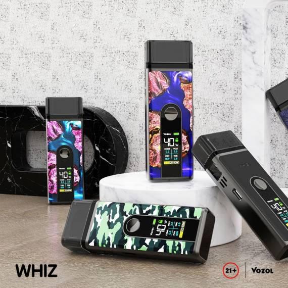 VOZOL WHIZ 40W Pod Mod Kit - плоскодонка...