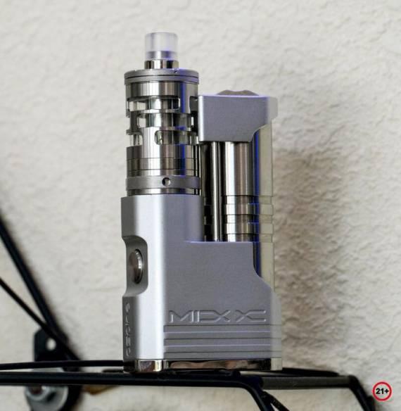Новые старые предложения - Kizoku Techmod 80W kit и Aspire MIXX...