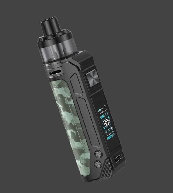Aspire BP80 Pod mod - хорошо, когда за тебя уже все придумали...