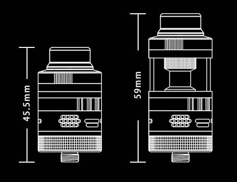 Steam Crave Aromamizer Supreme V3 RDTA - перебрали старые ревизии - собрали новую...