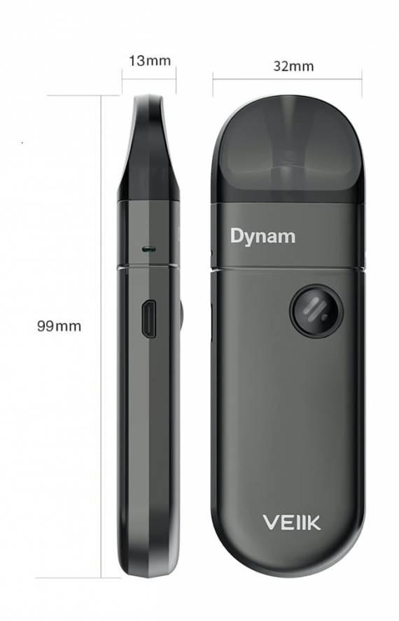 VEIIK Dynam Pod - напомнили о себе...