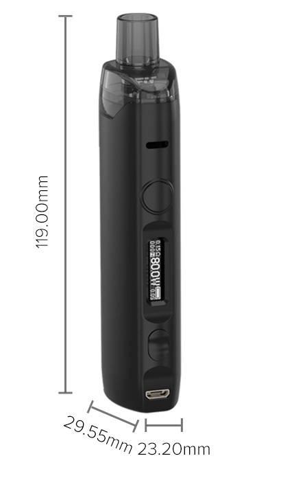 Isurevape Diavel 80W Pod Kit - обрастают ассортиментом посерьезнее...