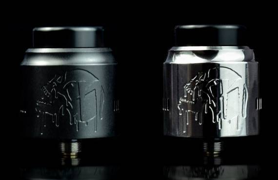 Новые старые предложения - Coilturd An RDA For Vaping и Suicide Mods Nightmare RDA...