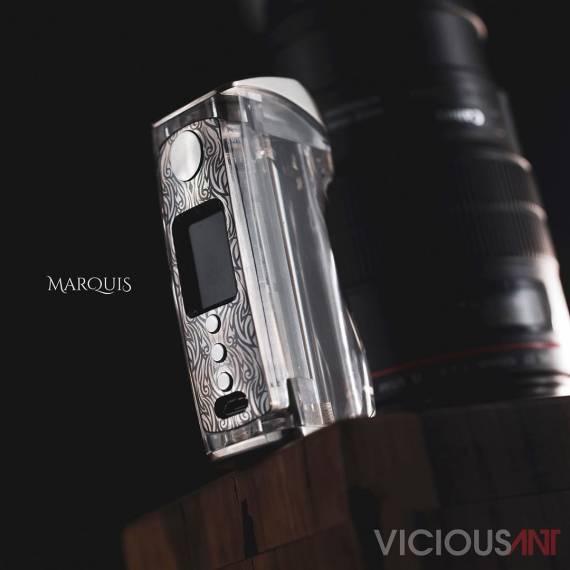 ViciousAnt Marquis 18650 DNA75c TI - роскошный титан...
