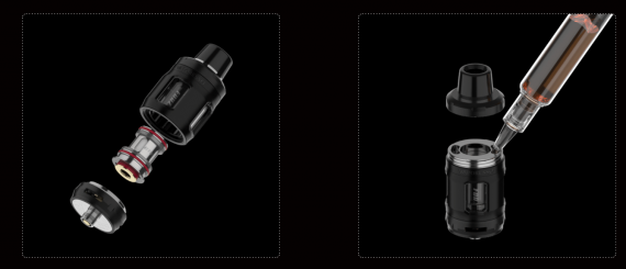 Vaporesso FORZ TX80 kit - у аегиса появился достойный конкурент...