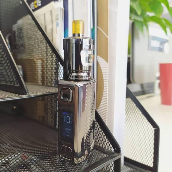Eleaf iStick S80 Starter kit - металлическая эстетика...