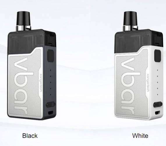 Kangertech Vbar Pod kit - в прямом смысле слова серый релиз...