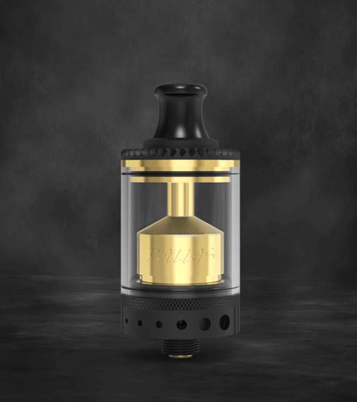 Gas Mods Pallas MTL RTA -  скрытный сигаретник...