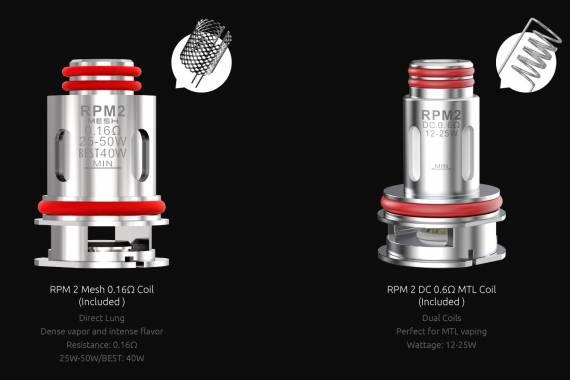 Smok Thallo kit - конкуренция в сегменте усиливается...