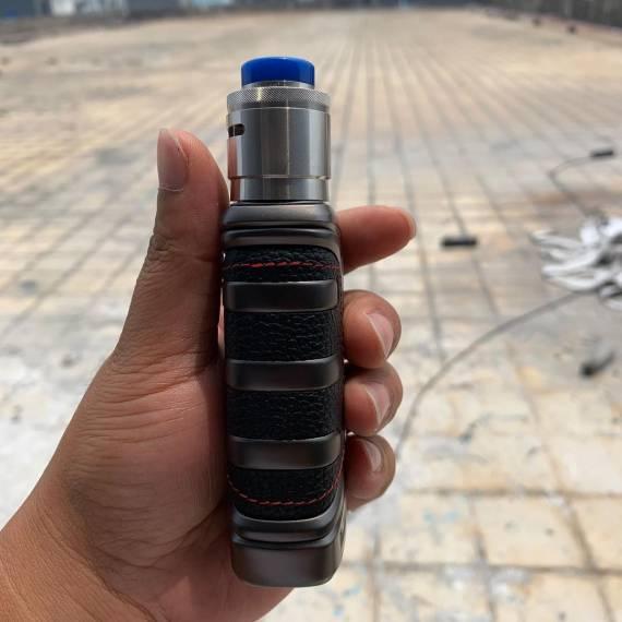 ThinkVape AUXO DNA 250C - наконец-то пожаловала тяжелая артиллерия...