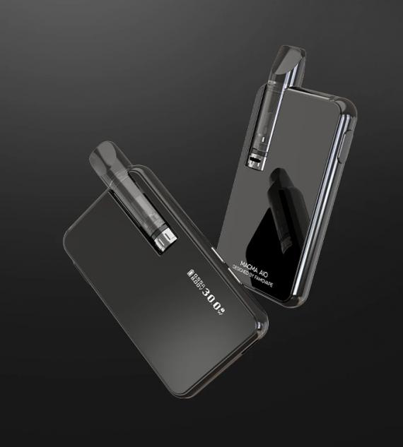 Famovape MAGMA  / MASO AIO Pod kit - странный малый...