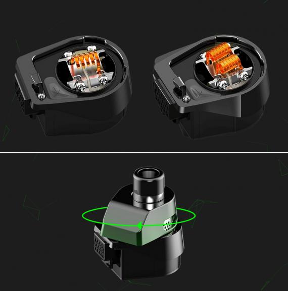 Wotofo MANIK Pod Mod - вроде бы интересно, а вроде и нет...