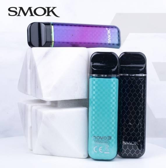 Smok NOVO 3 Pod System - из нового всего лишь картридж...