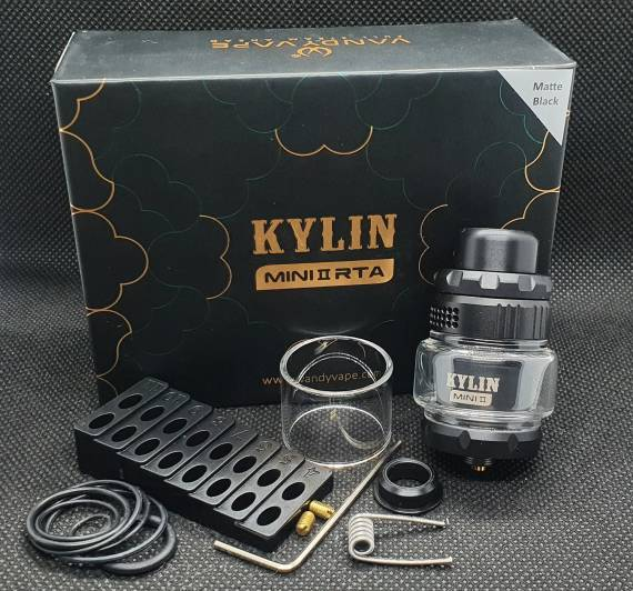 Пощупаем??? - Vandy Vape Kylin Mini V2 RTA...