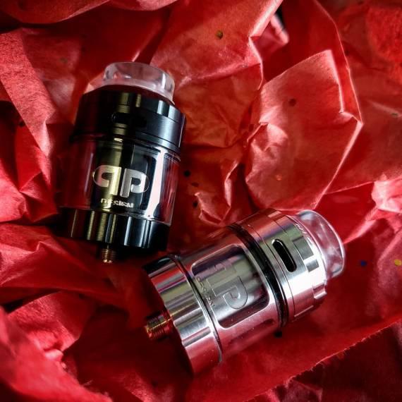 Новые старые предложения - QP Design Juggerknot V2 RTA и Inhale Coils Alexa RDA...