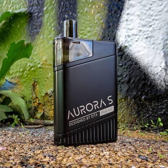 Otrvape Aurora S - точка отправления...