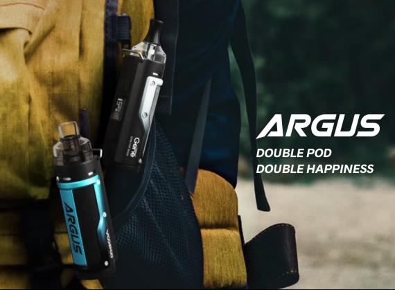 VOOPOO ARGUS Pod Mod kit - вупу обрастает под-модами...