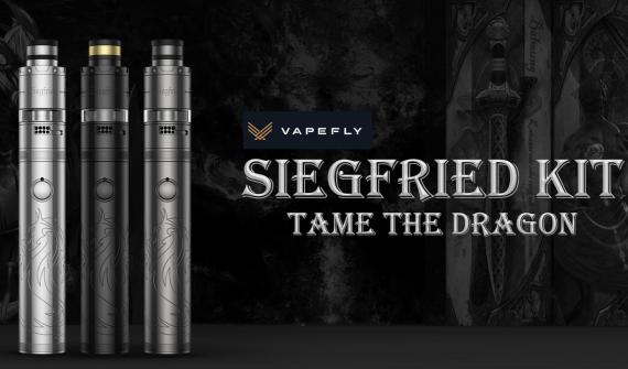 Vapefly Siegfried kit - ох уж эти немцы ...