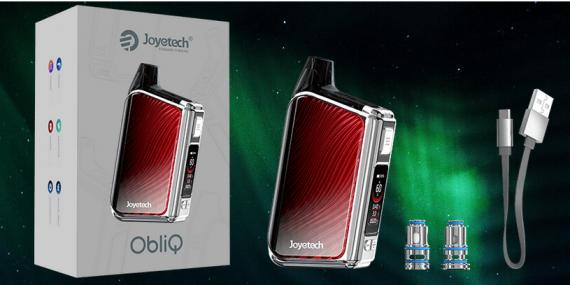 Joyetech ObliQ Pod kit - приятный глазу облик...
