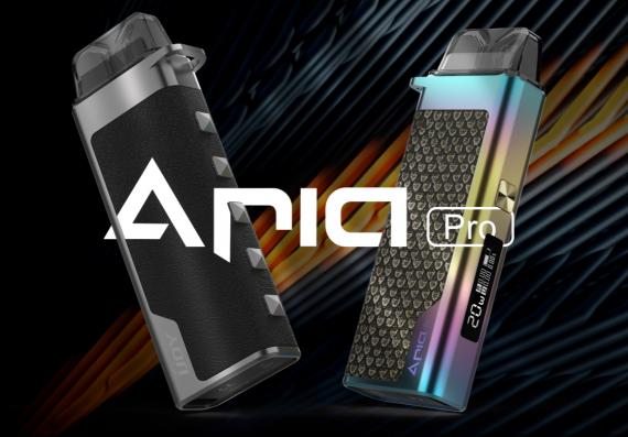 IJOY Aria Pro kit - шипованный стиляга...