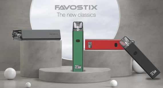 Aspire Favostix Pod system - стик с характером...