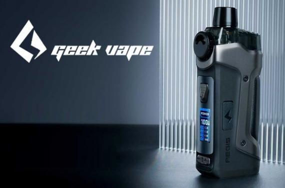Geekvape Aegis Boost Pro - дествительно подкрутили фишек...