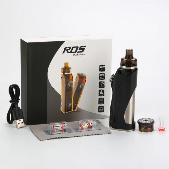 Hotcig RDS 80W Pod mod kit - пятерка за смелость...
