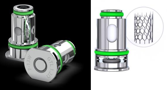 Eleaf GTL Pod Tank - фундамент для грядущих pod-систем...