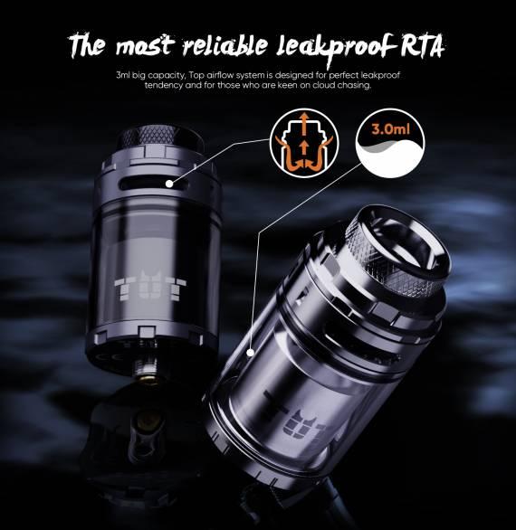 R-VAPE TOT RTA - непроливаемый тренажер для тернеров...