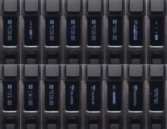 Пощупаем??? - Vaporesso FORZ TX80 kit...