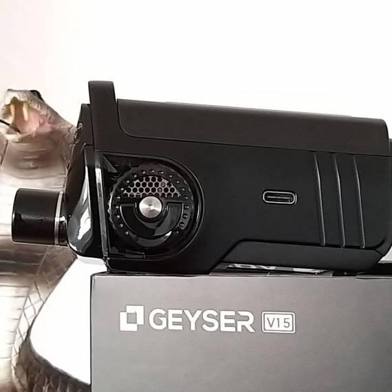 Vapx GEYSER V1.5 Pod mod kit - скрытная работа над ошибками...