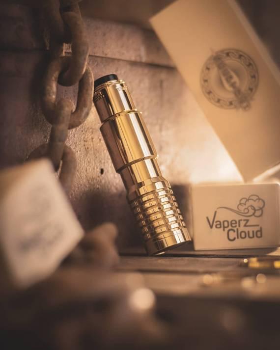 Vaperz Cloud Sceptre Tube Mod -