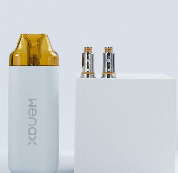 GeekVape Wenax C1 Pod kit - симпатичное завершение года...
