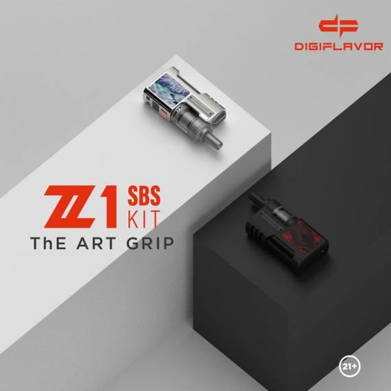 Digiflavor Z1 SBS kit - неожиданное и очень старнное возвращение...