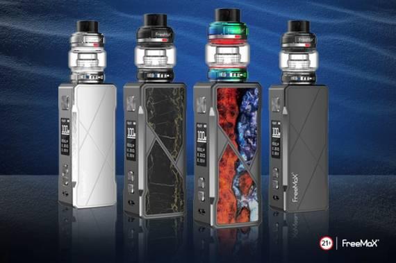 Новые старые предложения - Freemax Maxus 100W kit и Freemax Maxus 200W kit...