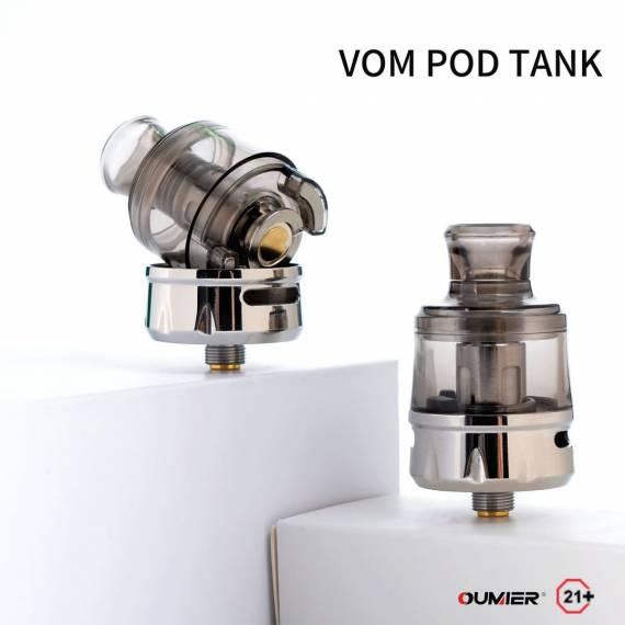 Oumier VOM POD Tank - просто картридж или танк, если хотите...