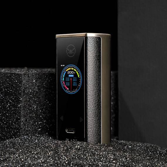 Oumier Blade 200W Box Mod - чувствительное лезвие..