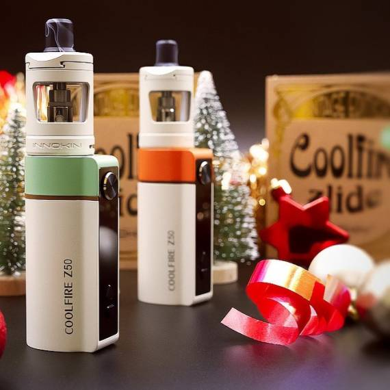 Новые старые предложения - Ambition Mods Bishop MTL RTA и Innokin Coolfire Z50 kit...