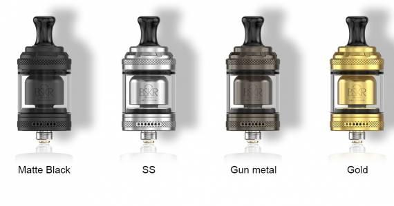 Vandy Vape BERSERKER MINI V2 MTL RTA - шикарная комплектация...