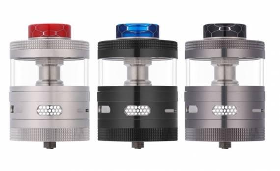 Steam Crave Aromamizer Titan V2 RDTA - 41мм в диаметре, емкость 32мл, кто больше?...