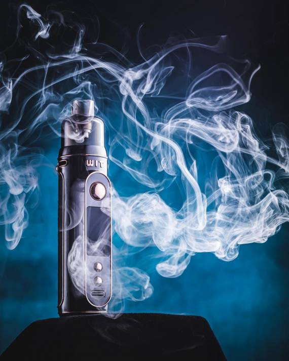 Vapelustion x Sense Witness 80w Pod kit - экземпляр для ретроградов...